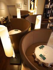 セルジュゲンズ セルジュ源's 錦店1F CAFE PIZZERIAの写真