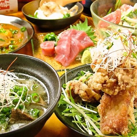 昼宴会★お料理のみ★とってもお得な昼宴会コース2000円(税込)