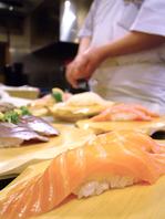 浜松を代表する魚がし鮨!