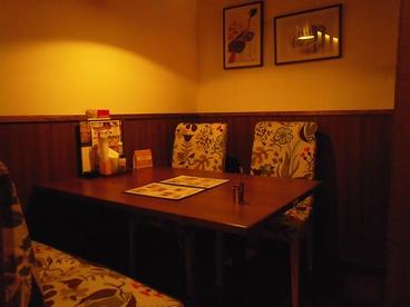 ナポリの食卓 パスタとピッツァ 長野南バイパス店の雰囲気1
