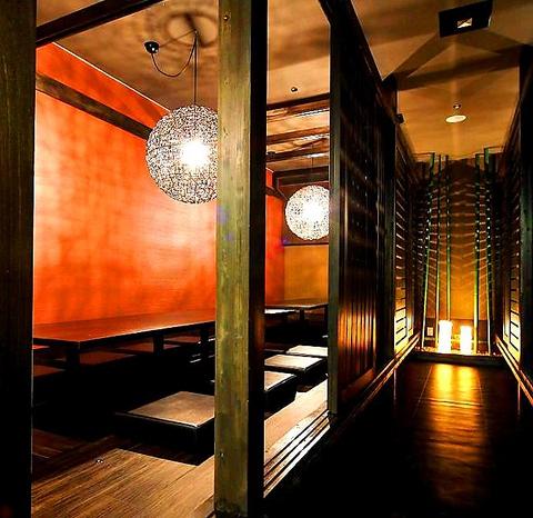 送別会予約受付中!飲み放題付き宴会コースオススメは3500円~!完全個室で宴会!