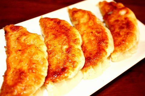 餃子が大人気の中華料理店。