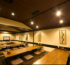 伝統自家製麺 い蔵 岡本店の雰囲気1