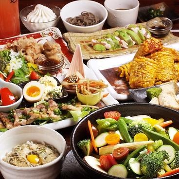 寺カフェのおすすめ料理1