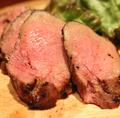 料理メニュー写真極上牛タンのグリルステーキ