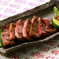 【東北の名物料理】仙台と言えば…牛タン!当店自慢の海の幸以外にも、牛タンなどの東北の名物料理もおすすめ♪