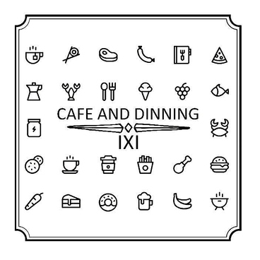Cafe and Dinning IXI カフェアンドダイニングイクシーの雰囲気1