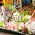 料理メニュー写真限定!活〆乙女鯛の姿盛り
