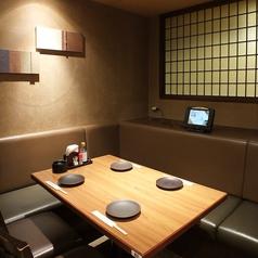 三間堂 新横浜富士火災ビル店の雰囲気1