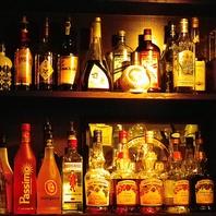 お酒も各種ご用意しております。