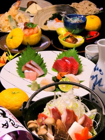 創業119年!歴史に裏付けされる橋本伝統のお蕎麦と和食料理を気軽に堪能できるお店…