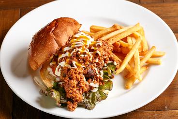 ハンバーガー Fieldのおすすめ料理1