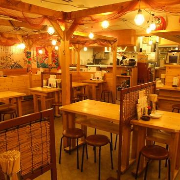 魚八&串八珍 水道橋店の雰囲気1