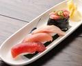 料理メニュー写真『お得!』季節のマグロ ひがしものマグロ まぐろ寿司(5貫)