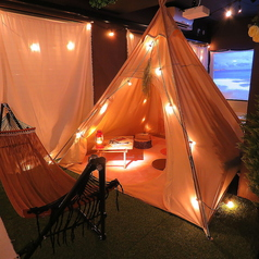 CAMP CAFE&BAR CAMPL キャンプ カフェ&バー キャンプルの写真
