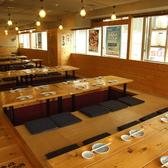 魚八&串八珍 水道橋店の雰囲気2
