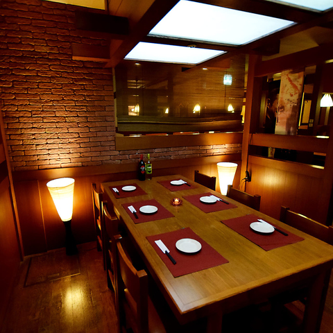 【39円飲み放題】個室肉バル アジト-AJITO-新越谷店|店舗イメージ5