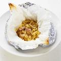 料理メニュー写真栗ときのこのカルトッチョ