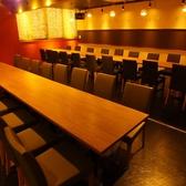 最大40名様対応可能な宴会用テーブル式完全個室です。楽蔵うたげ 京都駅前店は、JR・地下鉄京都駅1番出口より徒歩2分と交通アクセス◎の好立地、全席個室の店内は周りを気にせず盛り上がれる、大人数での宴会にうってつけの個室居酒屋です。各種宴会・飲み会に是非ご利用ください!