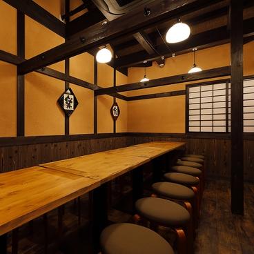 居酒屋 はち丸魚酒場の雰囲気1