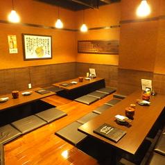 旨いもん串酒場 きらく屋 六甲道店の雰囲気1