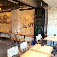 アロハテーブル ナチュラル ALOHA TABLE natural 広尾店の雰囲気1