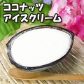 料理メニュー写真ココナッツアイス