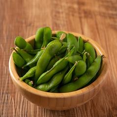 料理メニュー写真枝豆/枝豆ガーリック