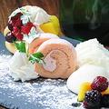 料理メニュー写真ちょっと贅沢なデザート盛り合わせ