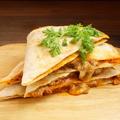 料理メニュー写真TACOケサディヤ Taco quesadilla
