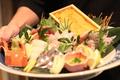 料理メニュー写真鮮魚お造り(※前日までの要予約)