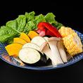 ≪こだわり食材≫お肉だけでなく、海鮮や野菜の鮮度にも自信アリ!!宴会コースはどれも飲み放題付き!時間に急かされることなくゆったりとお食事をお楽しみください♪