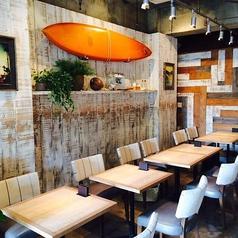 アロハテーブル ナチュラル ALOHA TABLE natural 広尾店の雰囲気3