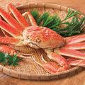 料理メニュー写真北海道 紋別直送 浜茹でズワイ蟹