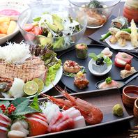 職場のご宴会に。コースは3000円~ご用意。