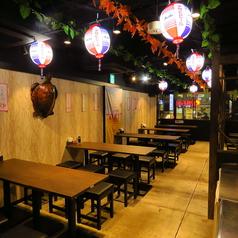 一番食堂 酒場の雰囲気1