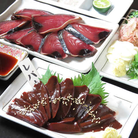 【池袋駅3分】厳選日本酒40種以上と旬の料理 個室・日本酒ダイニング『武勇』