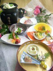 和風料理 後藤家のコース写真