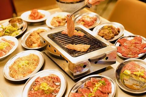美味い松坂牛を気軽に食べてもらいたいハイブリッドな焼肉居酒屋☆おおたかにオープン