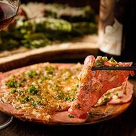 ≪創作肉料理が宴会を盛り上げます≫