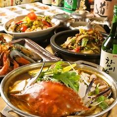韓国料理 プロカンジャンケジャン 大阪店の特集写真