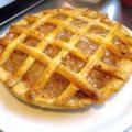 料理メニュー写真アップルパイ