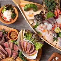 肉バル GARDEN 三宮のコース写真