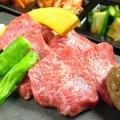 料理メニュー写真これぞ王道!!特選カルビ