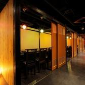 全席個室 やぐら 仙台駅前店の雰囲気2