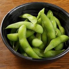 枝豆 / キュウリとなすの浅漬け盛り