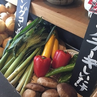 ◆新鮮食材とこだわりご飯◆