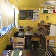 テーブル席、カウンター完備!10~12目様貸切もOK◎