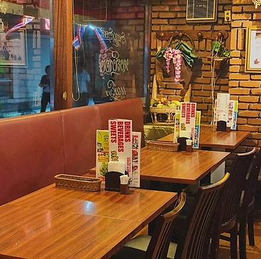 ティーヌンキッチン 西新宿店の雰囲気1