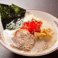 料理メニュー写真屋台ラーメン(醤油)